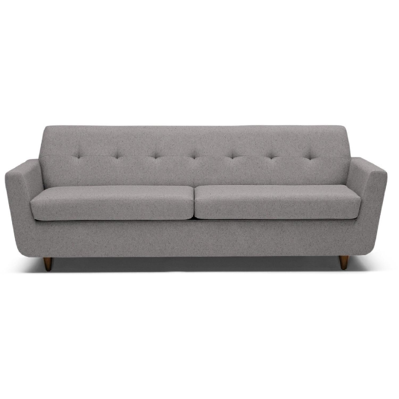 Joybird Dark Grey Hughes Sleeper Sofa - image-19