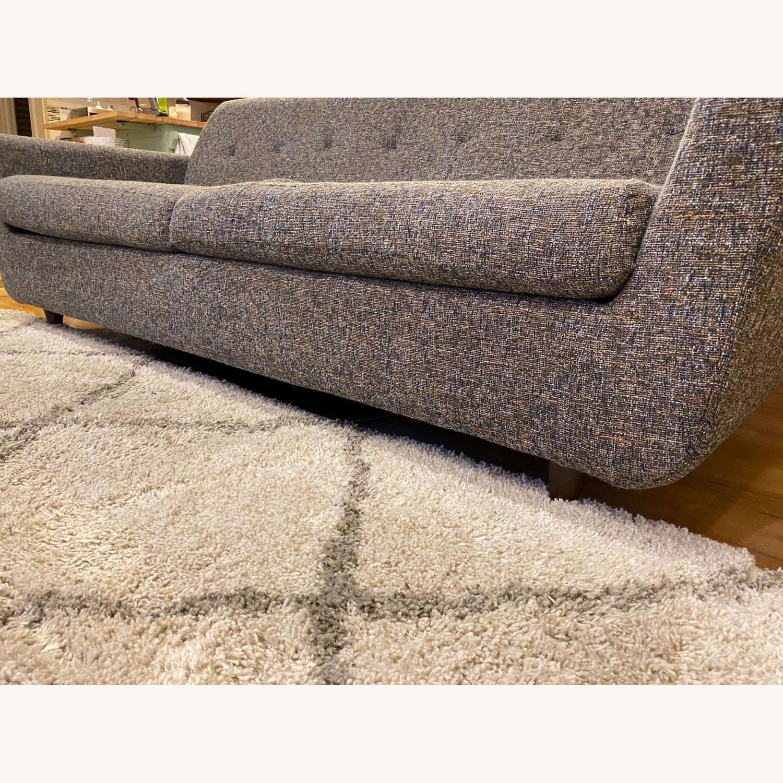 Joybird Dark Grey Hughes Sleeper Sofa - image-14