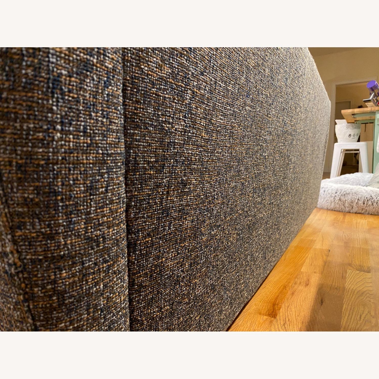 Joybird Dark Grey Hughes Sleeper Sofa - image-17