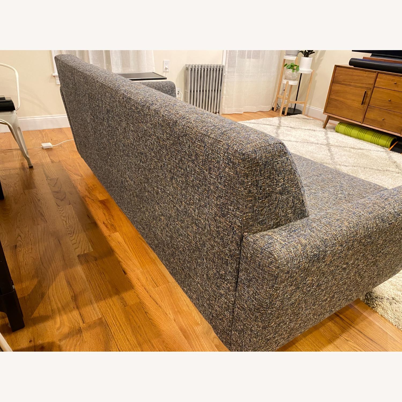 Joybird Dark Grey Hughes Sleeper Sofa - image-16