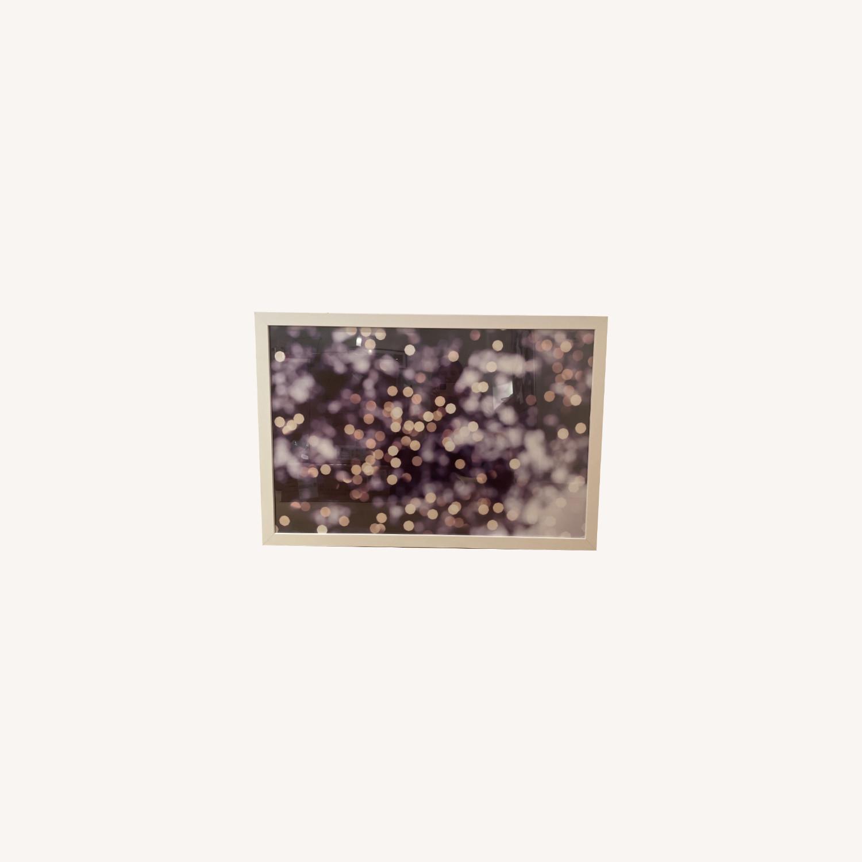 Purple Abstract Light Artwork - image-0