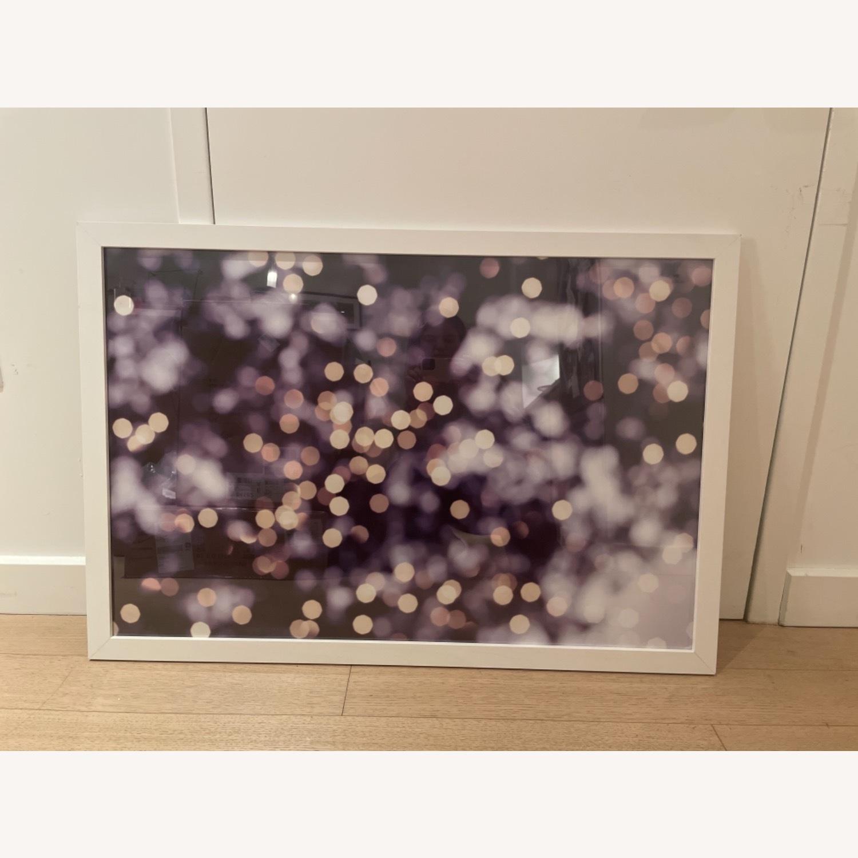Purple Abstract Light Artwork - image-2