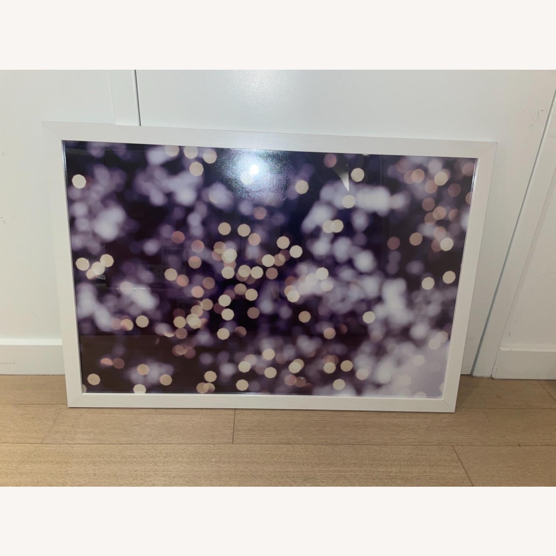 Purple Abstract Light Artwork - image-1
