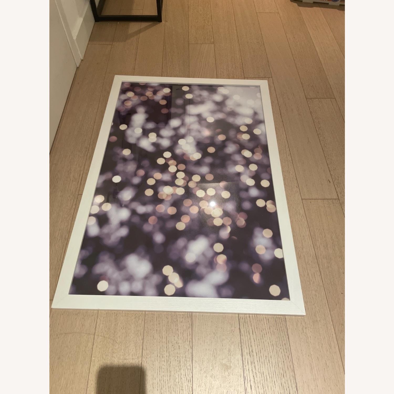 Purple Abstract Light Artwork - image-3