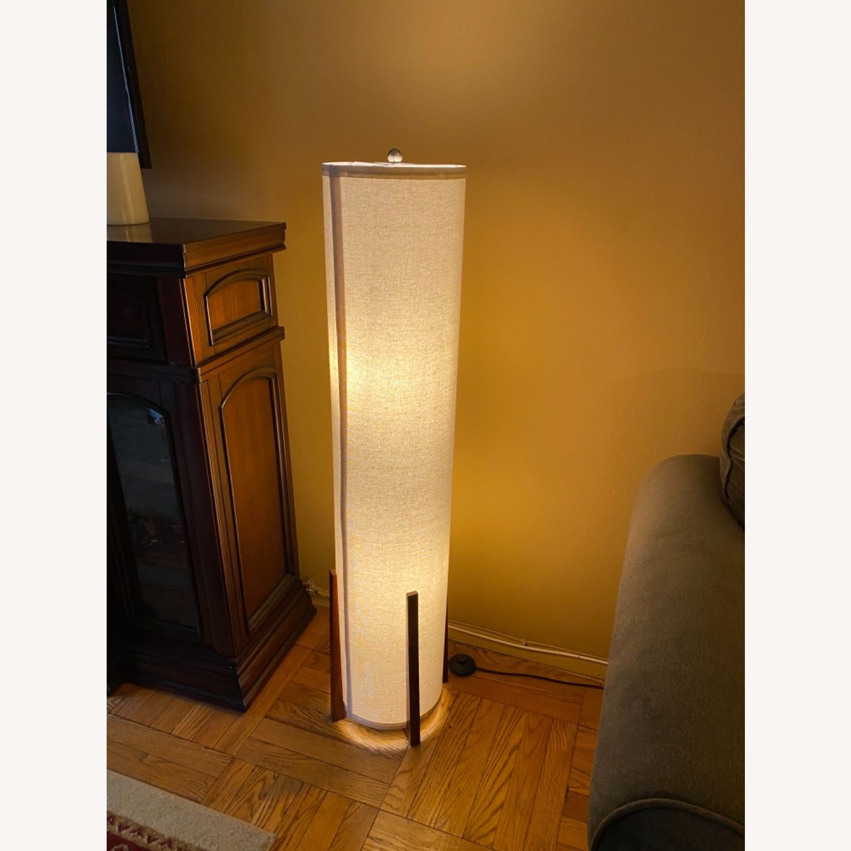 Asian Inspired Floor Lamp - image-2