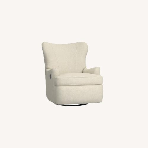 Used Pottery Barn Parker Glider & Recliner for sale on AptDeco