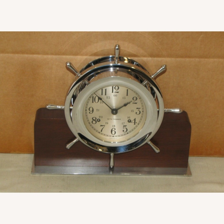 Ships Bell Clock - image-5
