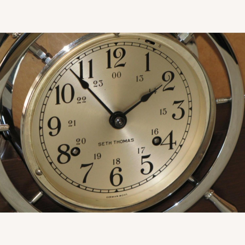 Ships Bell Clock - image-1