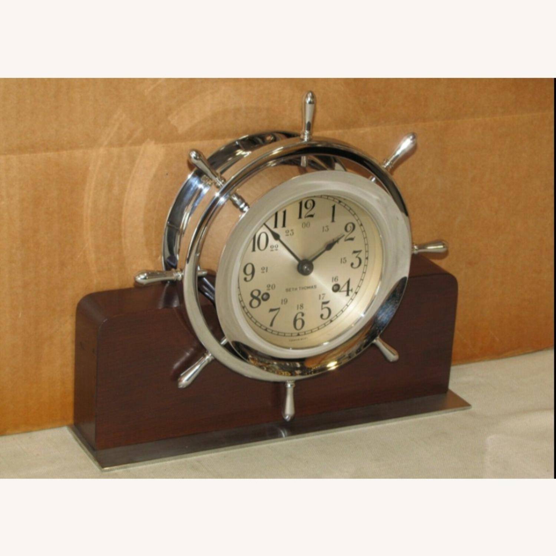 Ships Bell Clock - image-7