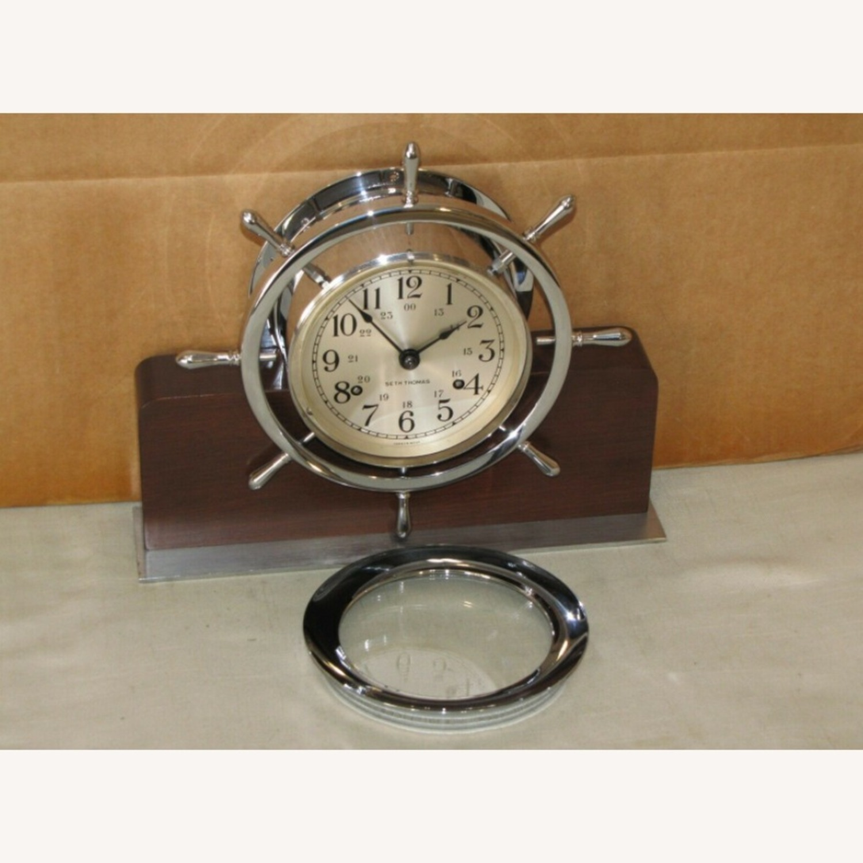 Ships Bell Clock - image-2