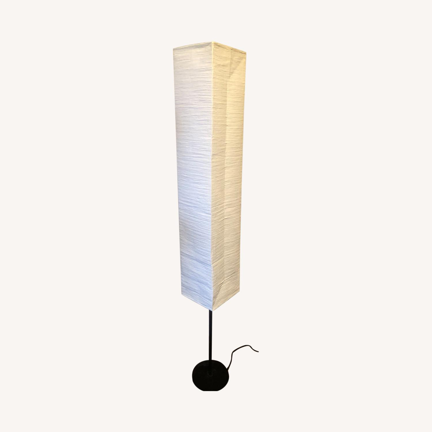 Shaded Floor Lamp - image-0