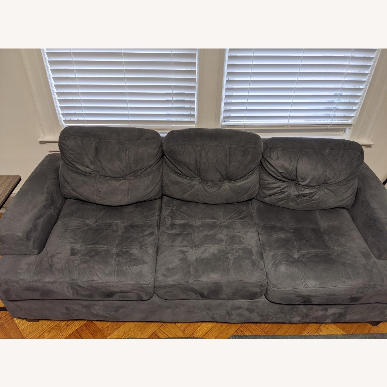 Comfortable 3-Seat Sofa - image-2