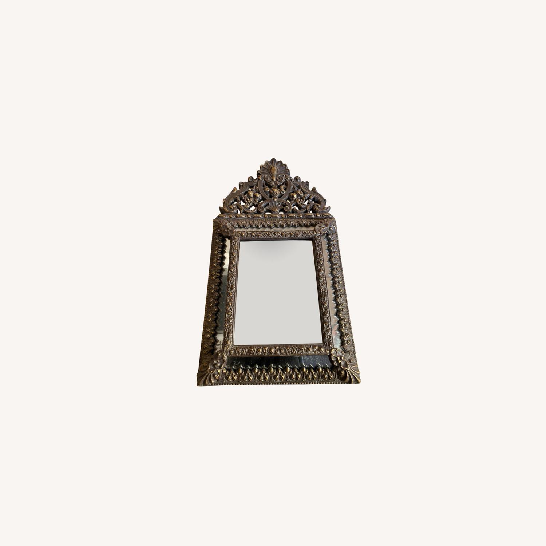 Wisteria Small Rococo Mirror - image-0