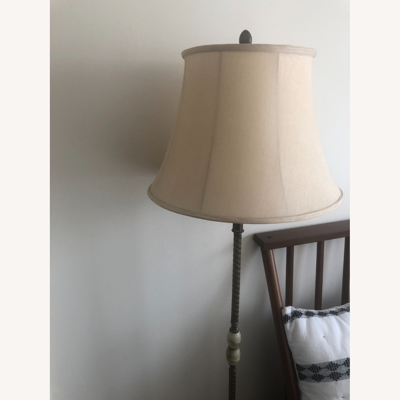 Floor Standing Antique Lamp - image-3