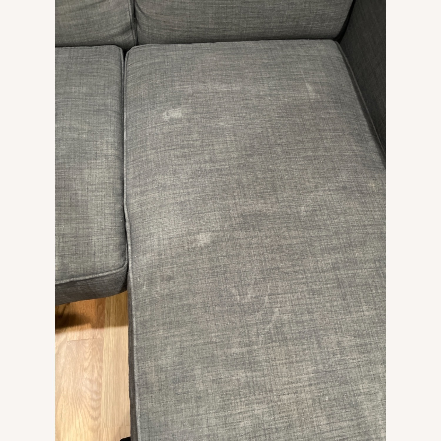 Queen Size Sleeper Sectional Sofa - image-4