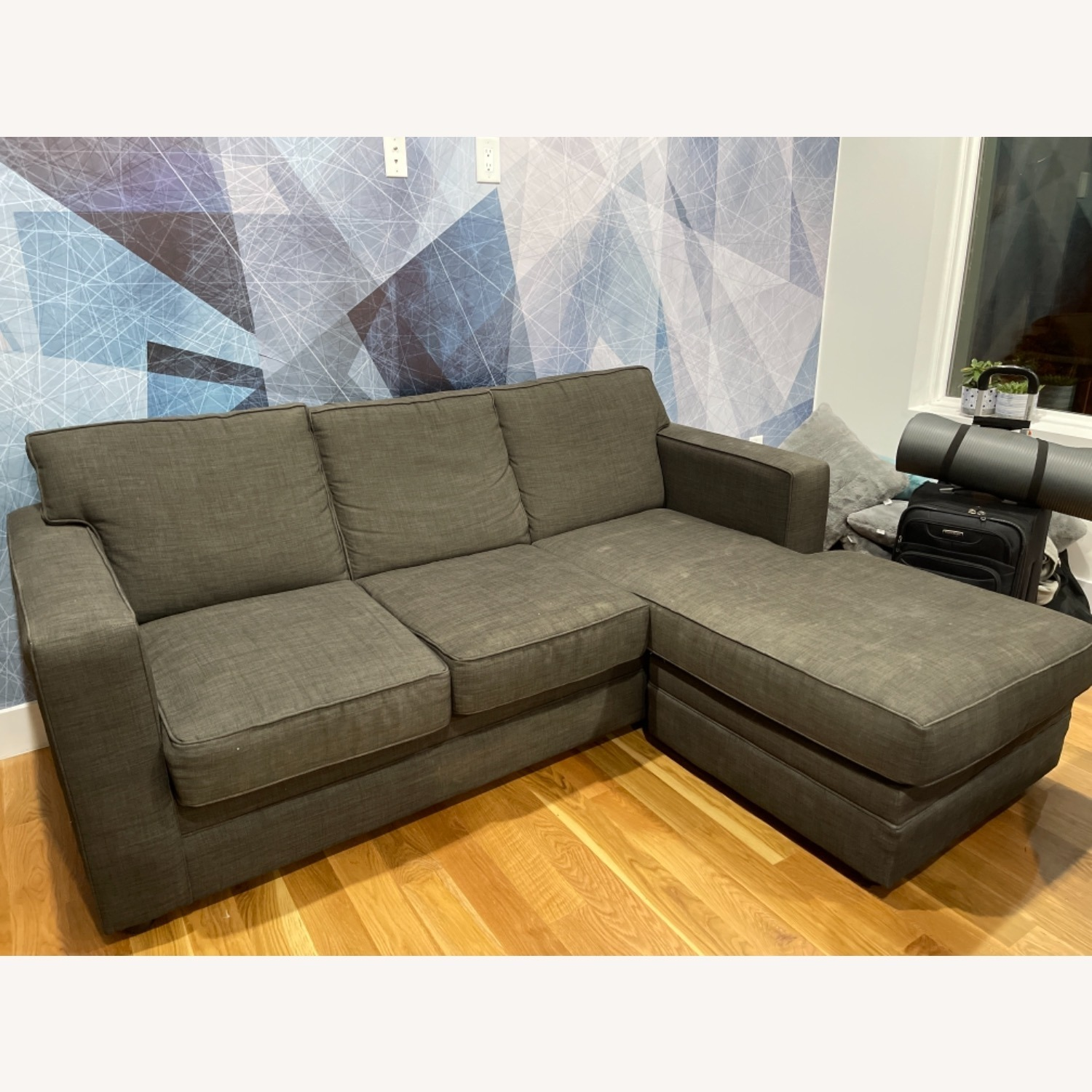 Queen Size Sleeper Sectional Sofa - image-3