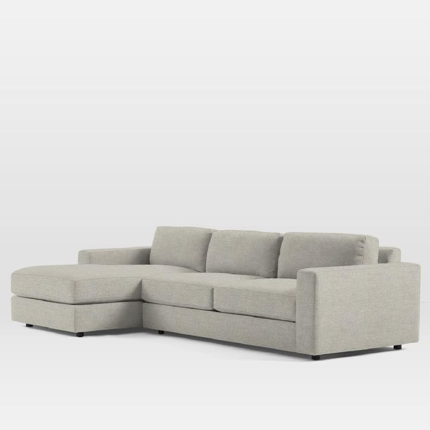 West Elm Right Arm Sectional - image-8