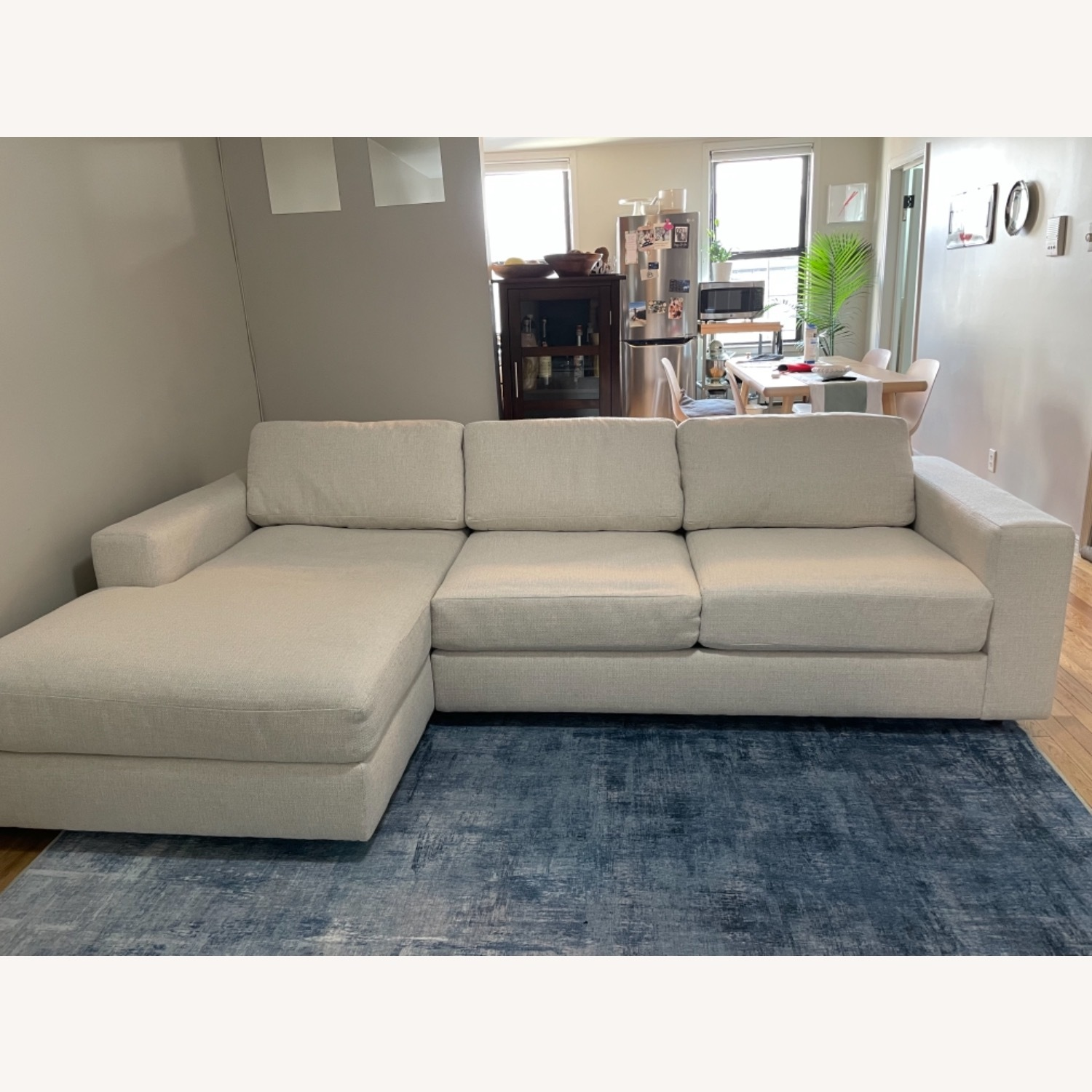 West Elm Right Arm Sectional - image-7