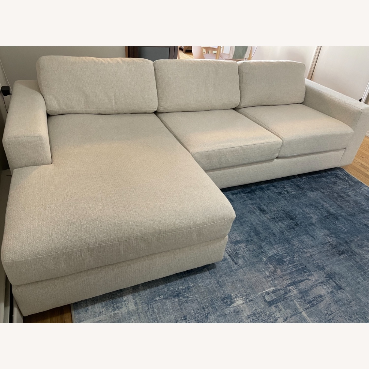 West Elm Right Arm Sectional - image-2