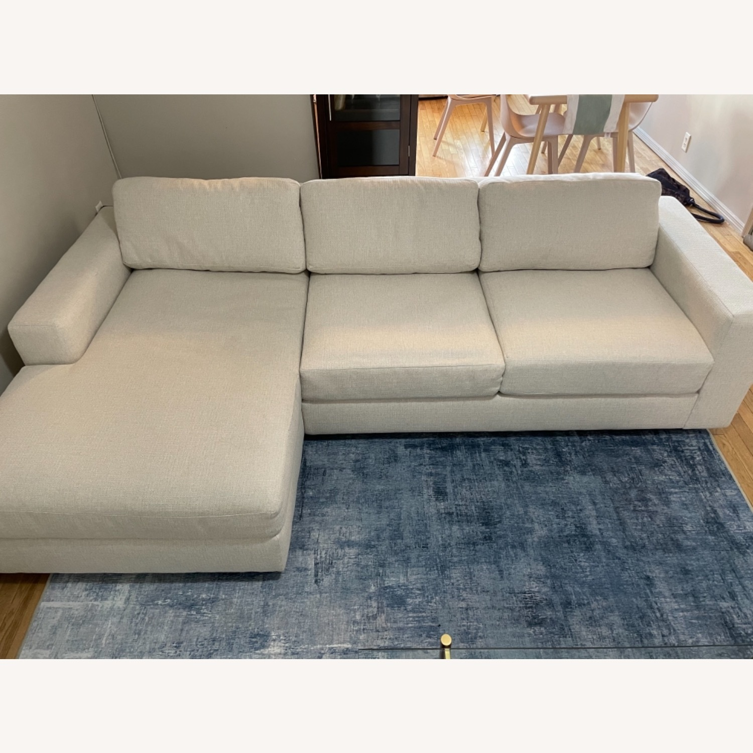 West Elm Right Arm Sectional - image-6