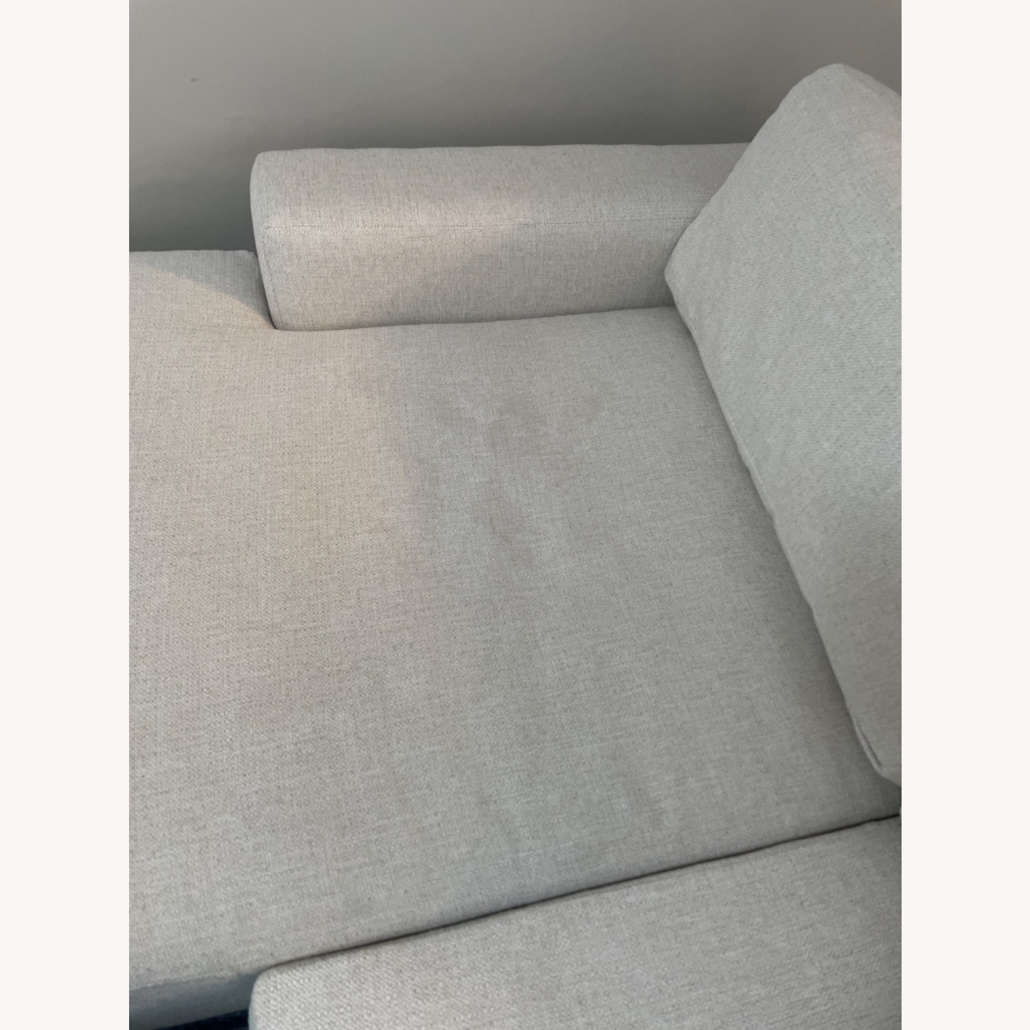 West Elm Right Arm Sectional - image-4