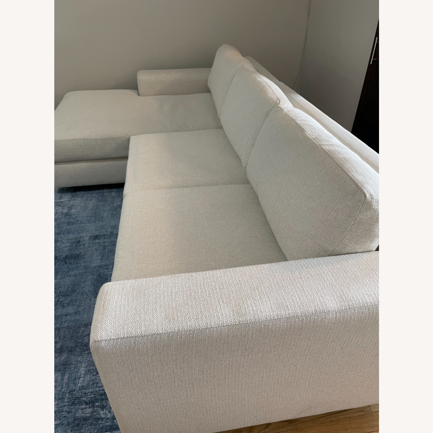 West Elm Right Arm Sectional - image-3
