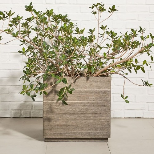 Used West Elm Portside Outdoor Planters for sale on AptDeco