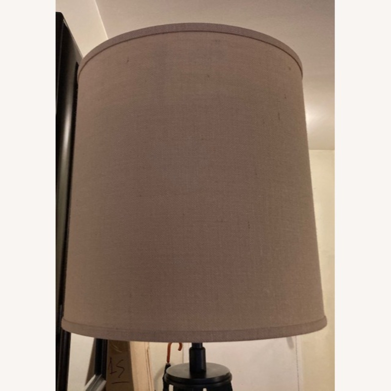 Pottery Barn Large Lampshade - image-2