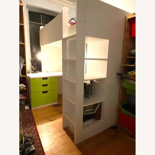 Used IKEA SMASTAD Loft Bed for sale on AptDeco