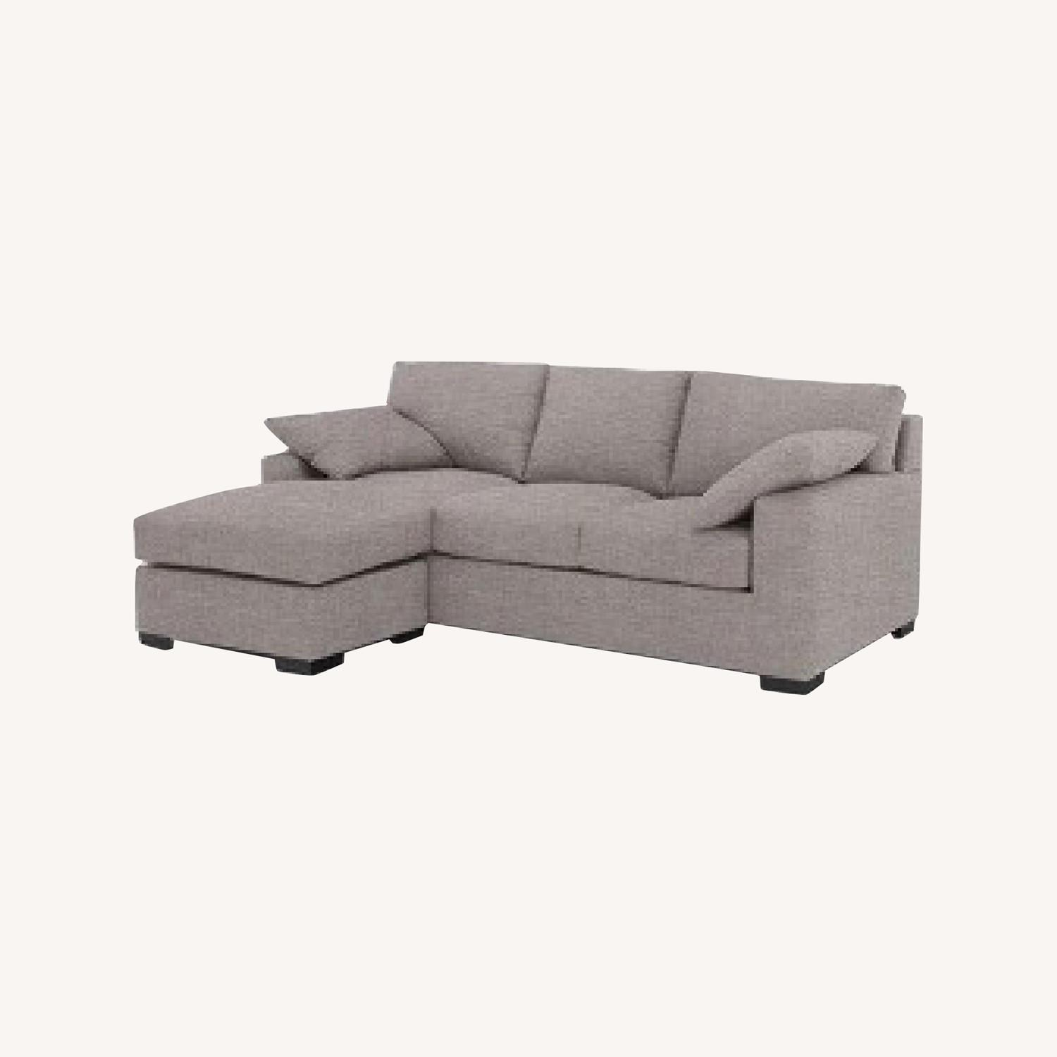 Comfy Large Sofa With Chase (L) - image-0