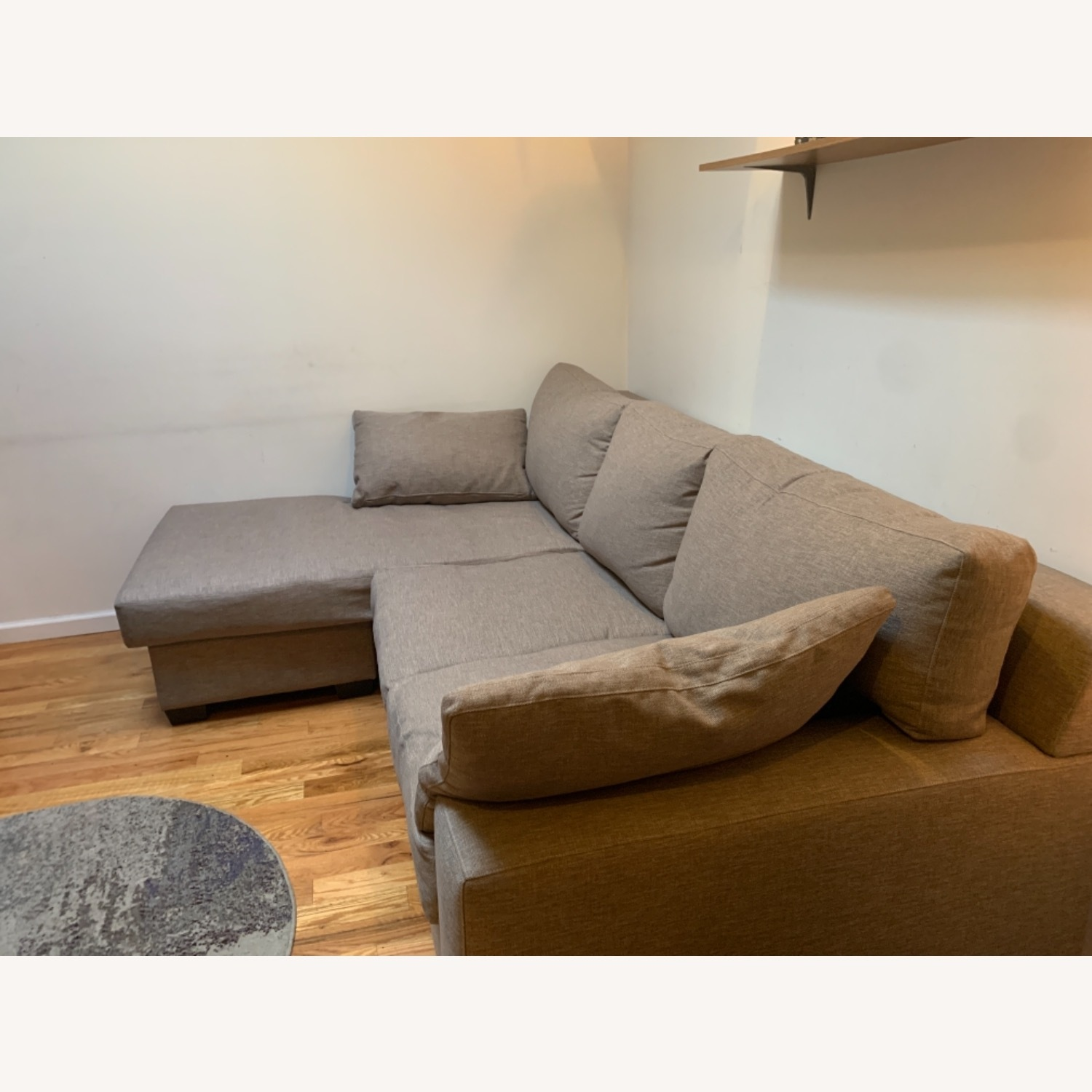 Comfy Large Sofa With Chase (L) - image-2