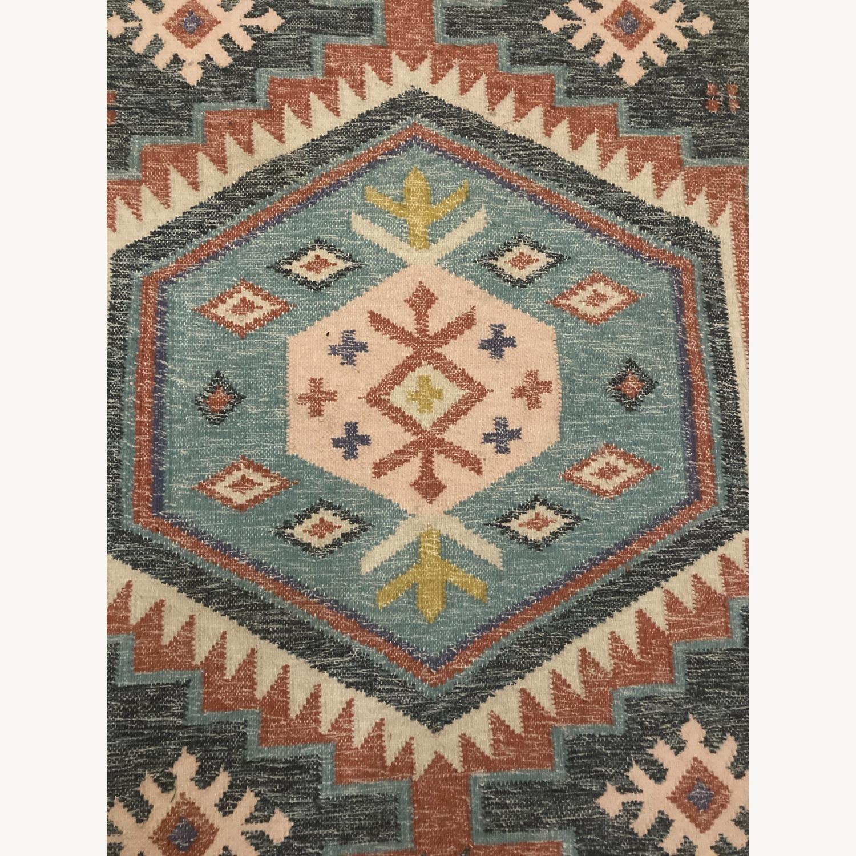 West Elm Indian Print Indoor/Outdoor Rug, 5'x8', - image-2