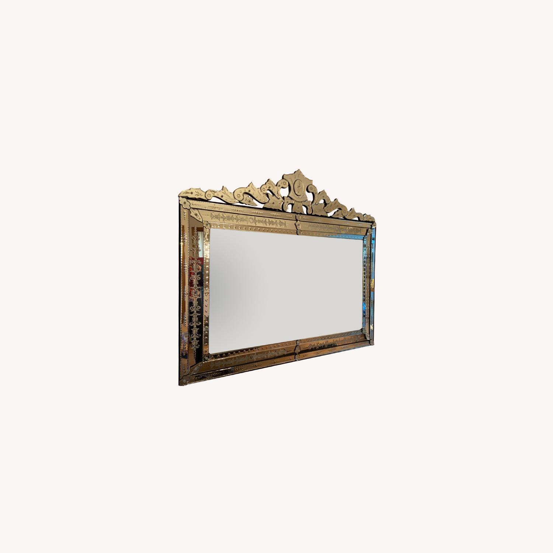 Horchow Venetian Mirror - image-0