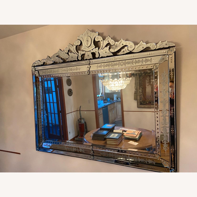 Horchow Venetian Mirror - image-4