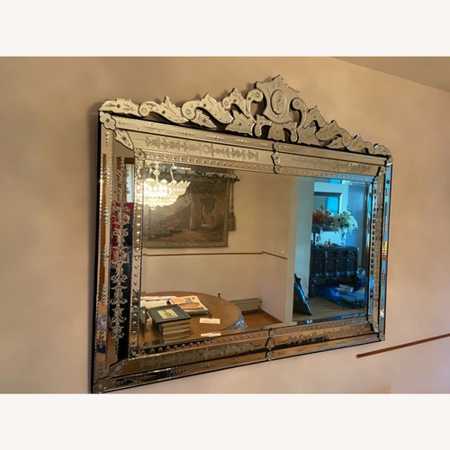 Used Horchow Venetian Mirror for sale on AptDeco