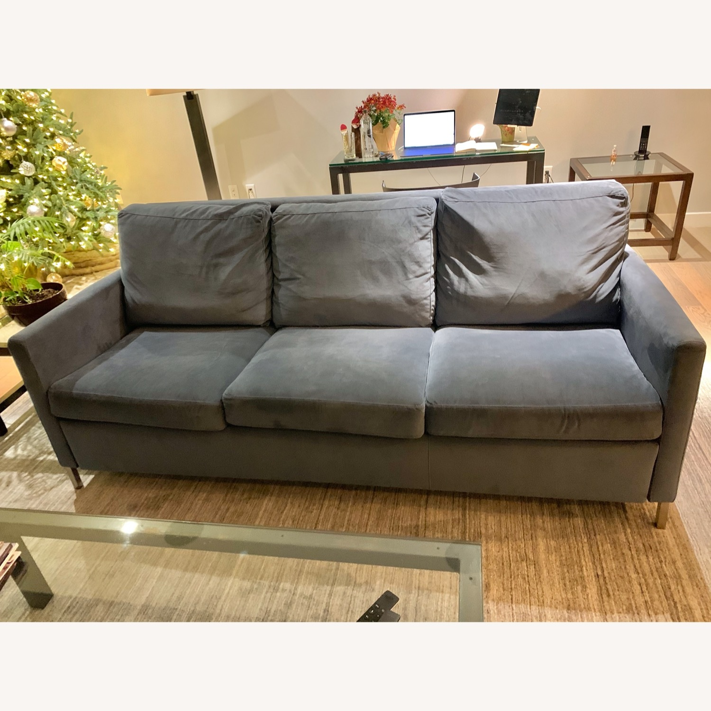 American Leather King Size Sleeper Sofa - image-3