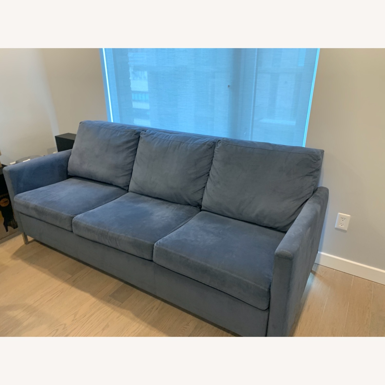 American Leather King Size Sleeper Sofa - image-4