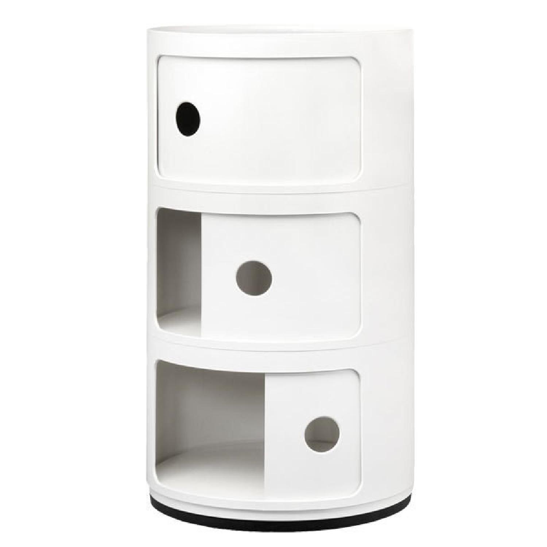 Kartell Componibili Nightstand/Storage Unit - image-5