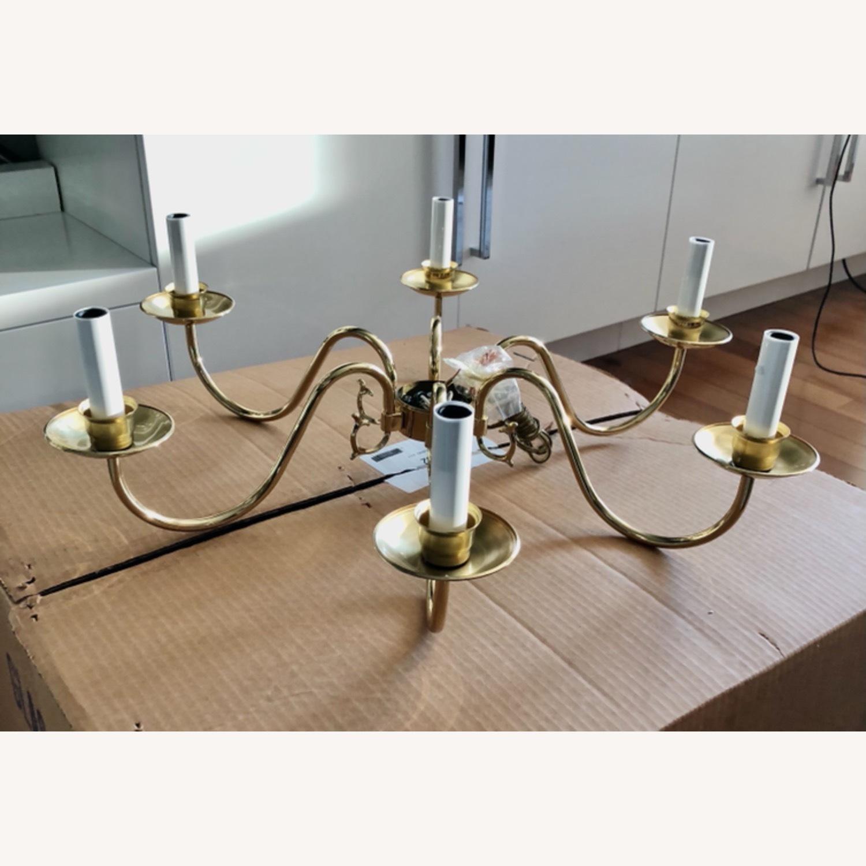 Brass Candelabra Usa Made - image-4