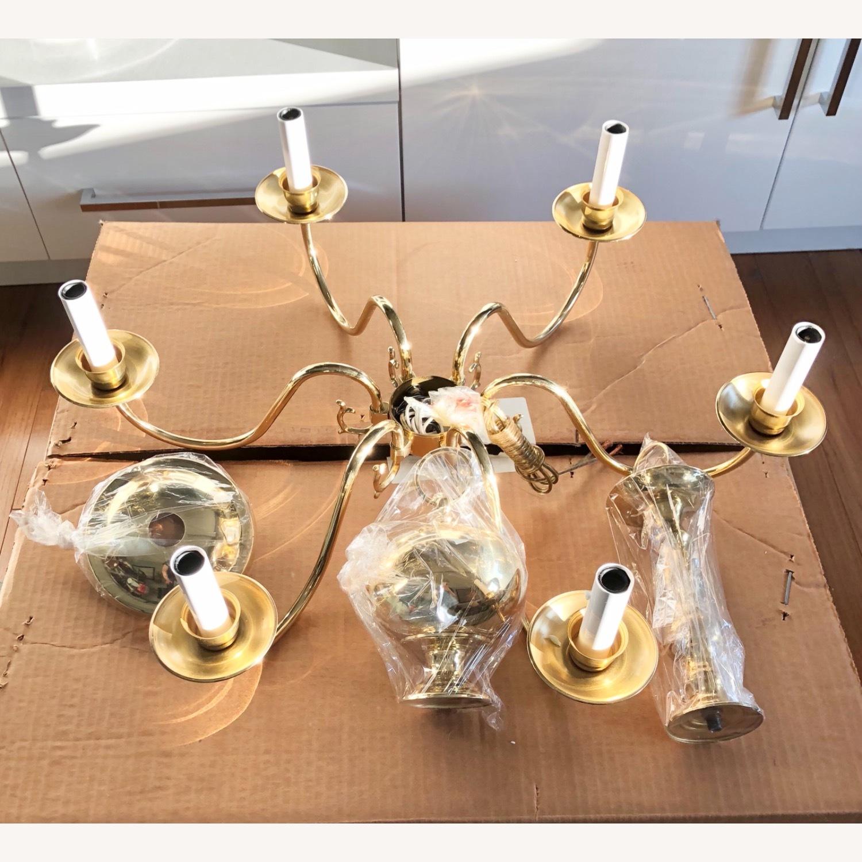 Brass Candelabra Usa Made - image-11
