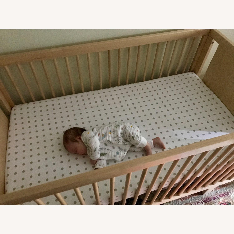 Oeuf Sparrow Crib + Conversion Kit - image-8
