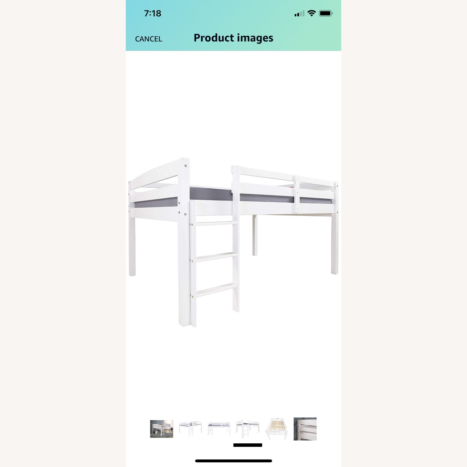 Concord Junior Loft Bed - image-7