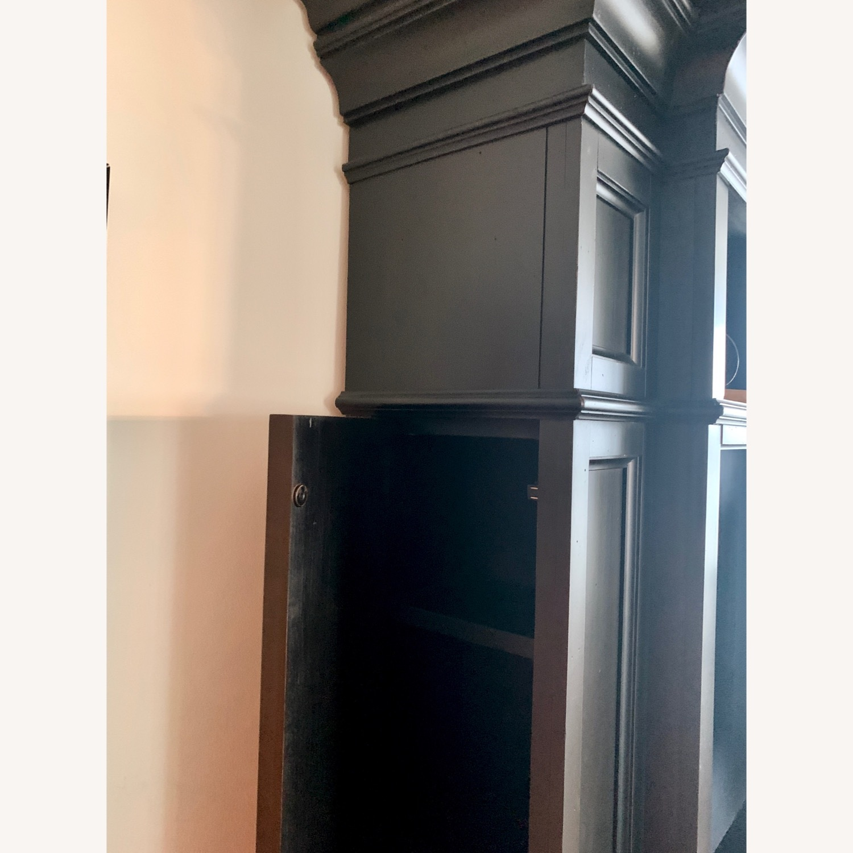 Ethan Allen Cambridge Television Video Cabinet - image-2