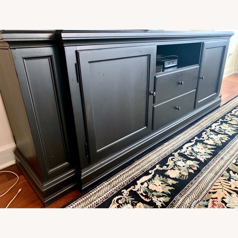 Ethan Allen Cambridge Television Video Cabinet - image-3