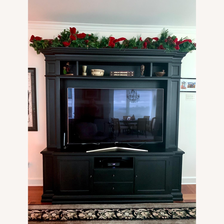 Ethan Allen Cambridge Television Video Cabinet - image-1