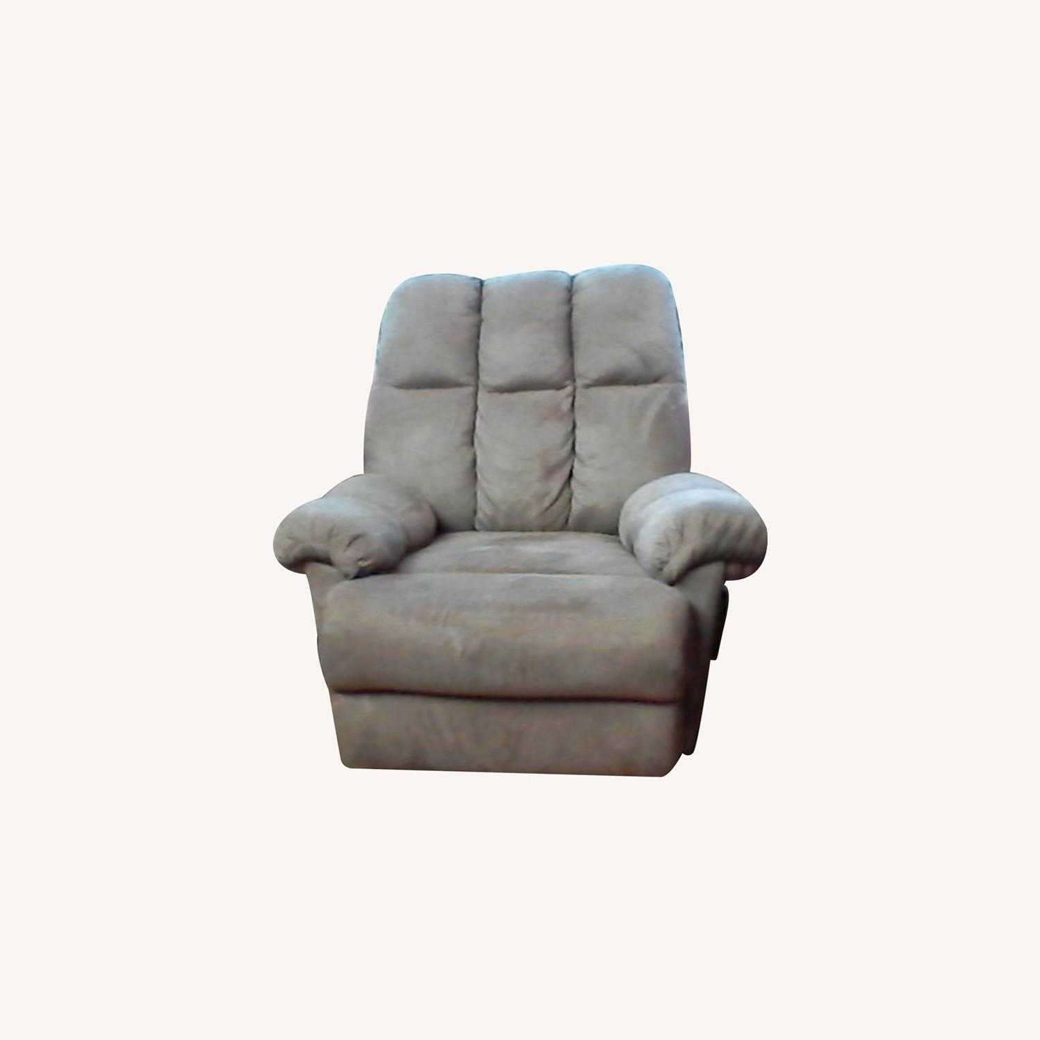 Rocking Chair Nursing and Recliner 2 in 1 - image-0
