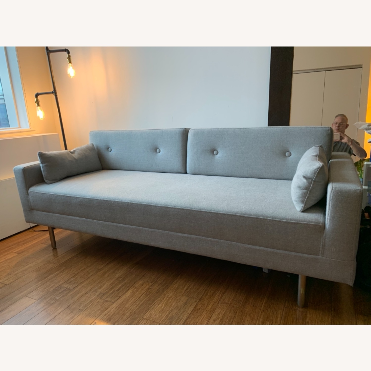 Blu Dot 80 Sleeper Sofa - image-1