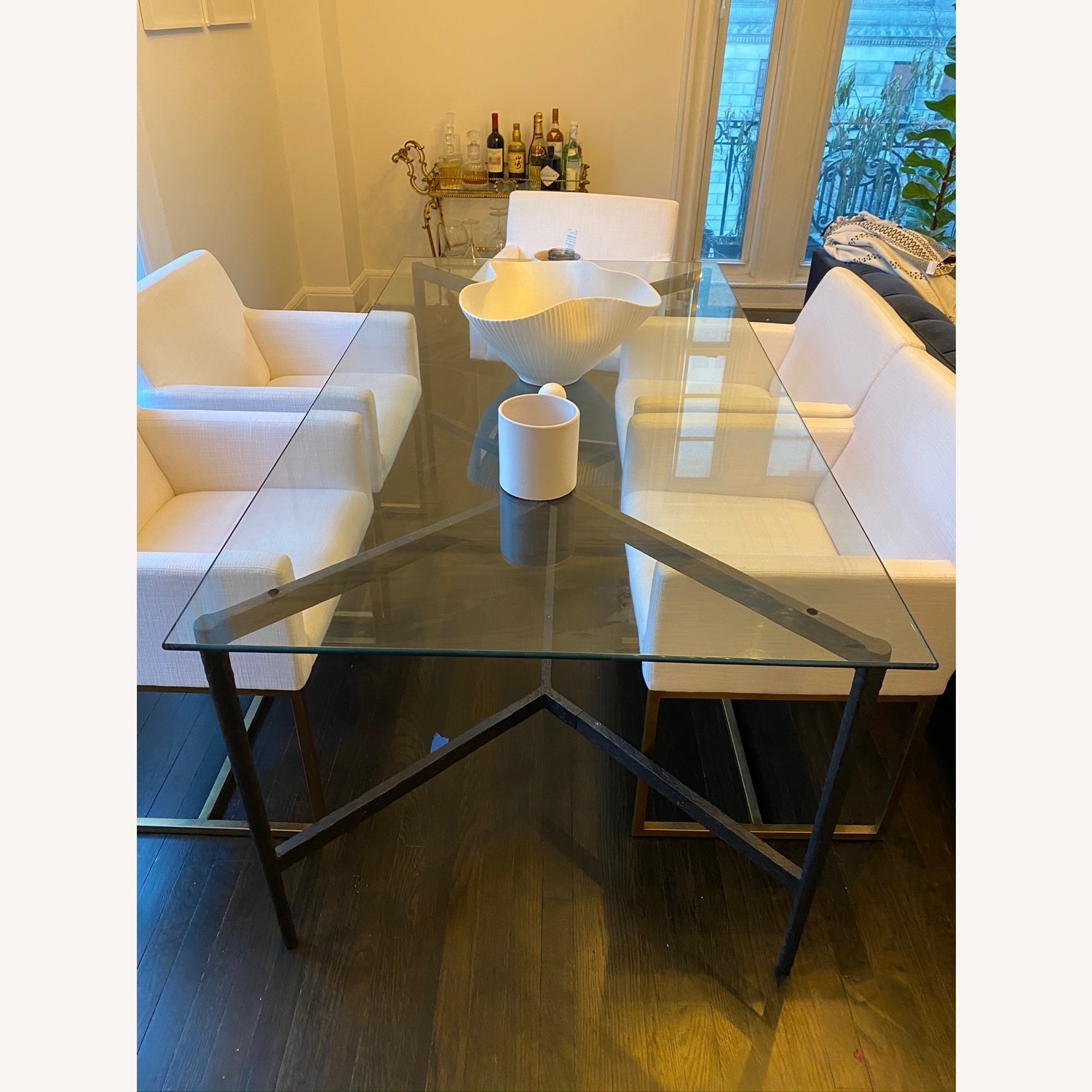 West Elm Mix + Match Dining Table - image-12