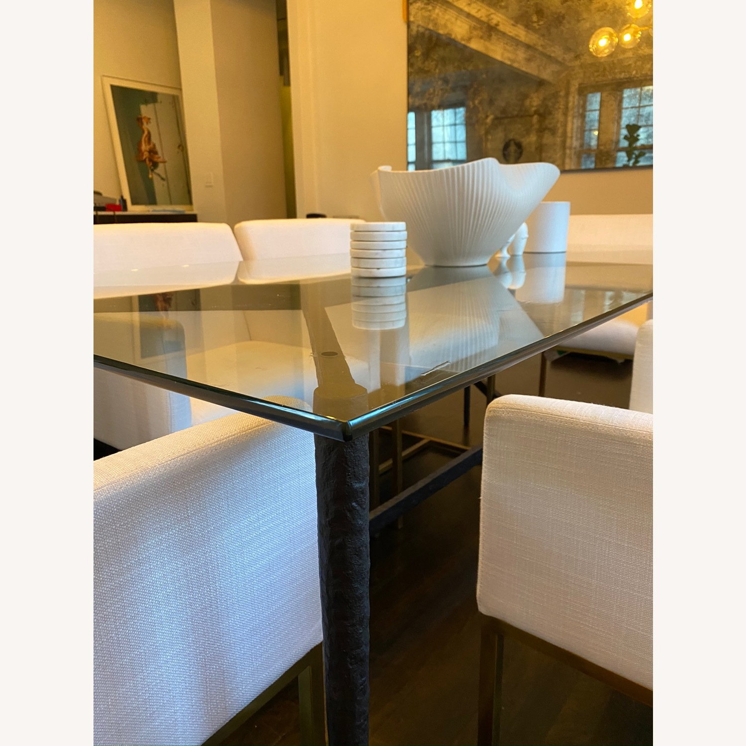 West Elm Mix + Match Dining Table - image-8