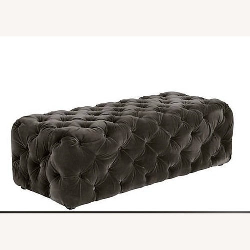 Used Z Gallerie Jules Ottoman Bench for sale on AptDeco